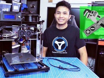 DIY Fix | Mackey's 3D Printer Modify 1