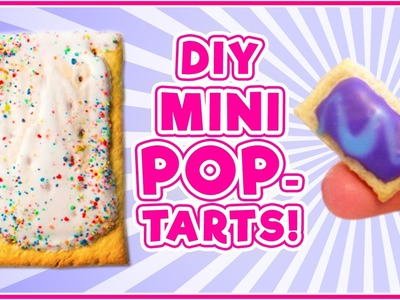 DIY MINI POP-TARTS w. BananaJamana!
