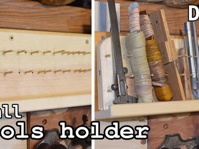 DIY Small Tool Holder Organizer - Friday Night Quick Project #4