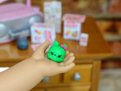 Doll Num Noms | How to make American Girl Doll Num Noms DIY