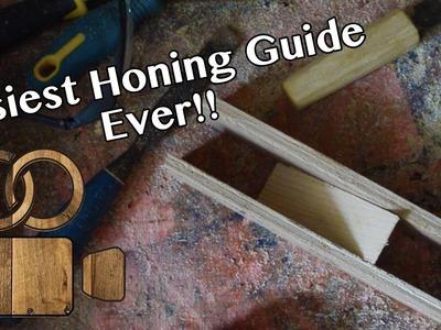 Easy DIY Honing Guide!
