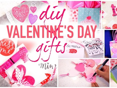 Easy Valentines Day Gifts DIY