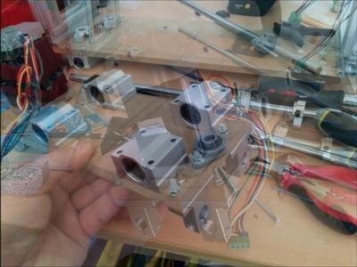 Homemade DIY CNC Project