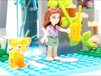 LEGO Friends Jungle Falls Rescue 41033 DIY Building Set