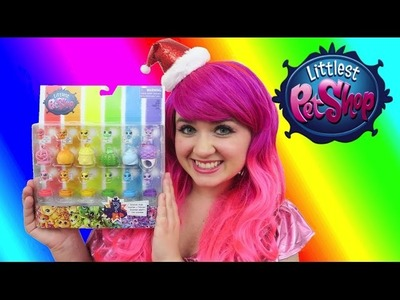 Littlest Pet Shop Rainbow Friends Teensie LPS Collection | TOY REVIEW | KiMMi THE CLOWN