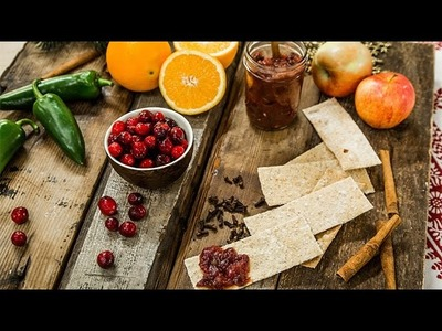 Recipe - Paul Greene's Christmas Cranberry Sauce - Hallmark Channel
