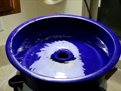 Simple DIY Blue Bowl Improvements