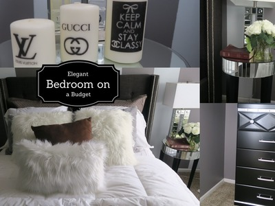 Watch Me Transform My Bedroom- DIY Budget Bedroom Makeover-Start to Finish