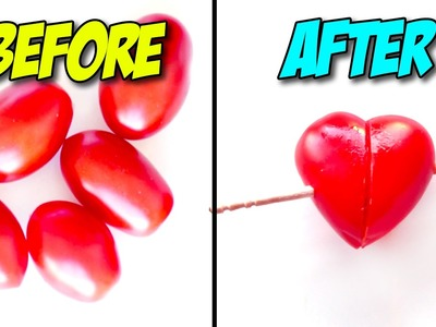 5 DIY SIMPLE LIFE HACKS FOR YOUR LOVE - HAPPY  VALENTINES DAY!!