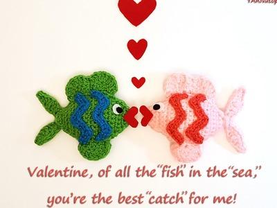 Crochet Tutorial: Fish Amigurumi