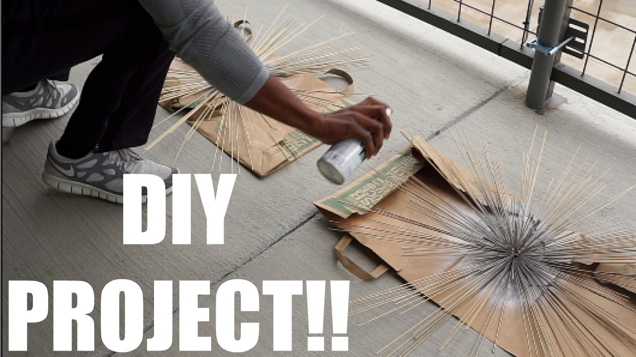 DEON'S DIY HOME DECOR PROJECT & DOUBLE DATE NIGHT!!