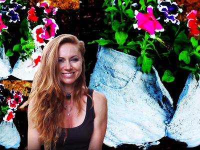 DIY clothes - How to turn old jeans into cute decorations