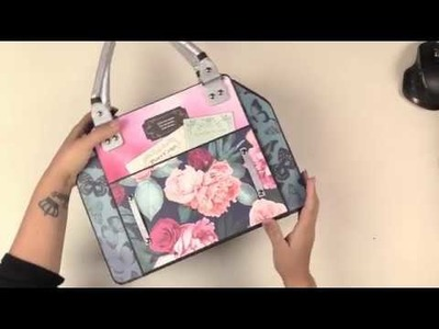 DIY Handbag and Scrapbook