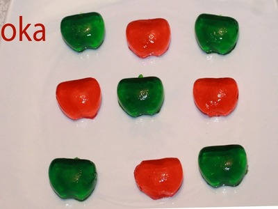 DIY How to Make Jello Candy! Gummy Jelly