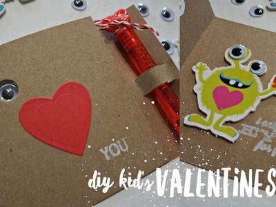 DIY Kid's Valentines | IT'S ALL LOVE | Rachel Weiland