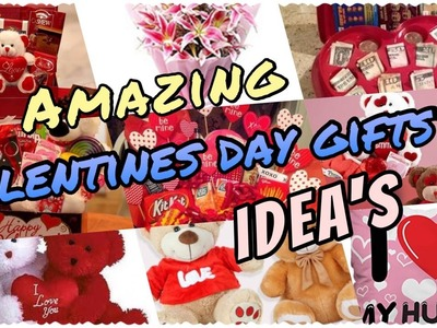 DIY - Last Minute VALENTINE'S day GIFT IDEAS for HER.HIM | DIY GIFT Ideas |