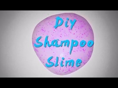 Diy Shampoo Slime | only 2 ingredients | No Borax, Liquid starch, Eye drops or glue