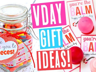DIY Valentine's Day Gifts that People REALLY Want! + GIVEAWAY! Inexpensive + Easy! || Ariel Alena