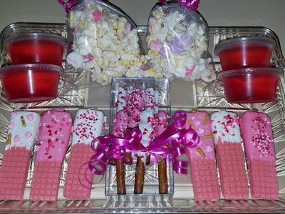 DIY Valentine's Day Treats 2017