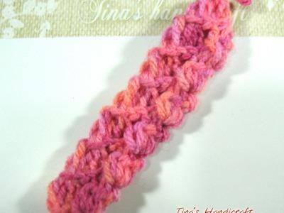 Romanian crochet string No 3