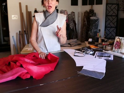 Sewing Tutorial - The Inauguration Dress with a Twist