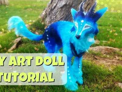 Unda ( Diy Art Doll Tutorial)