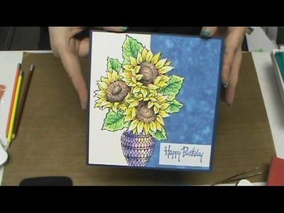 #171 Learn to Color with  the Stampendous - Dreamweaver Picasso Tool  by Scrapbooking Made Simple