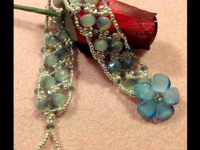 Delicate Sparkles Bracelet #2 Tutorial
