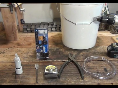 DIY - How to make a SHTF water filtration system