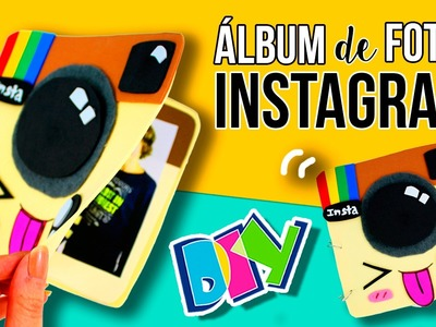 DIY Instagram PHOTO ALBUM. Album de fotos INSTAGRAM  ✅  Top Tips and Tricks in 1 minute