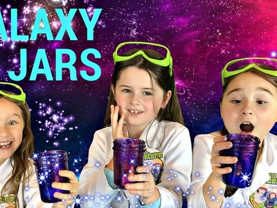 Galaxy Jar!  DIY GALAXY IN A JAR | Pretty Room Ideas