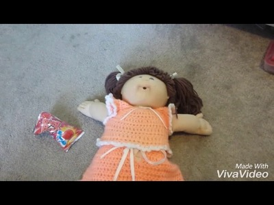 How to make a cabbage patch kid pacifier. so easy!