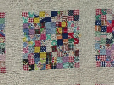 Patchwork Patterns Inspired by Antique Quilts (Part 1 of 2) - SEWING WITH NANCY