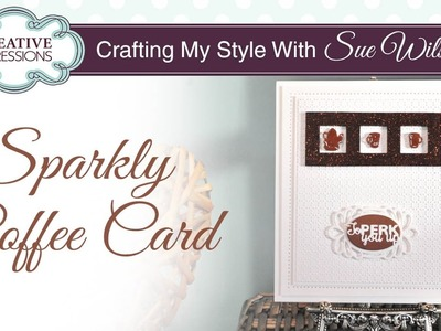 Simple Get Well Card Making Tutorial | Crafting My Style with Sue Wilson