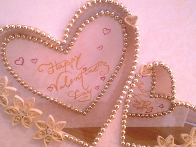 Valentines' Special Heart Card Tutorial