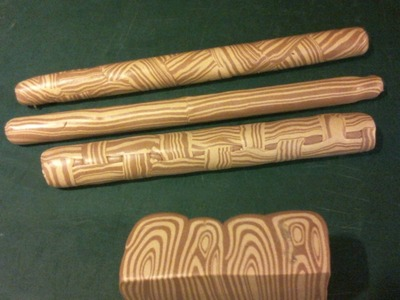 02-20-2013-Cover 3 Pens with Faux Pine Wood Grain