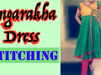 Angrakha Dress Part 2 - Stitching