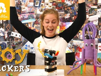Art Bot, Toy Hackers How-To-Build (feat: Simone Giertz)