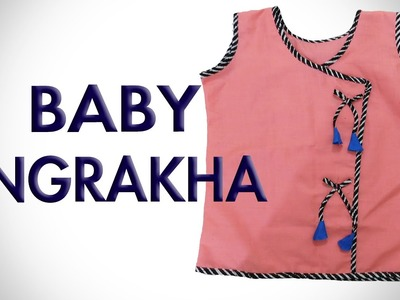 Baby Angarakha (English) | Cutting and Stitching | BST