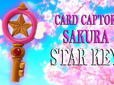 Cardcaptor Sakura Star Key | Polymer Clay Tutorial | Collab w. Darling Craftolate
