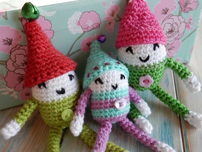 Christmas Elf Crochet Tutorial