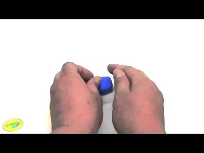 Crayola Model Magic Make a Minion Demo