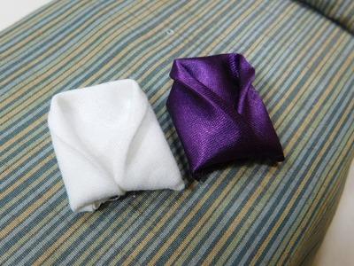 Dollhouse Miniature More Folded Clothing
