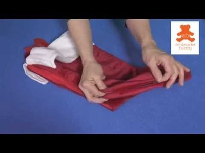 Embroider a Christmas Stocking the Easy Way