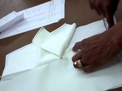 How to create & sew a VENT w LINING