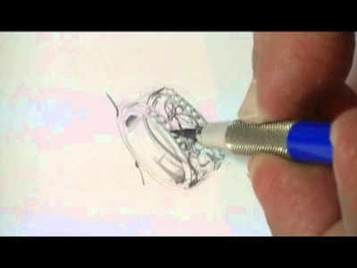How to draw a ring