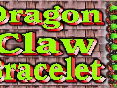 How To Make A Paracord Dragon Claw Bracelet