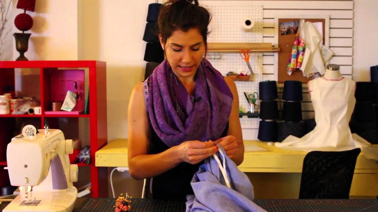 How To Sew - Elastic Waist Skirts