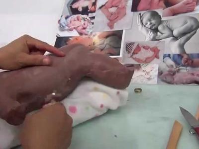 I Love Sculpting Dolls part 1