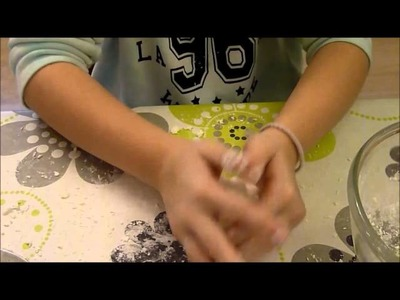 Making home made clay alternative to polymer clay